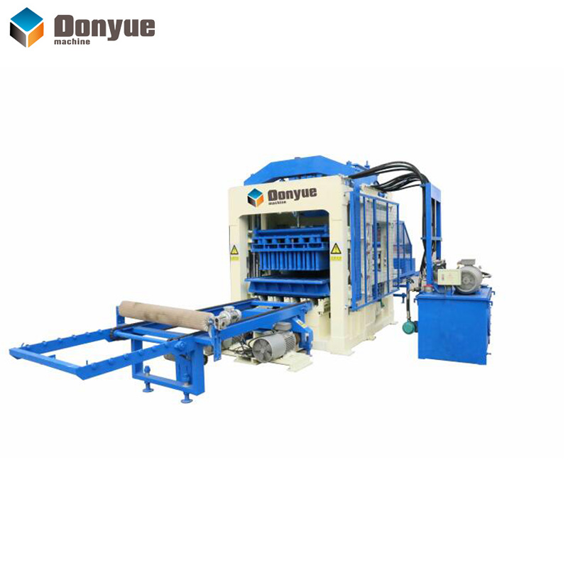 QT8-15 automatic brick making machine